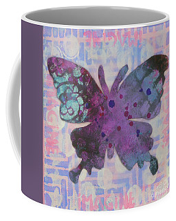 Imagine Butterfly Coffee Mug