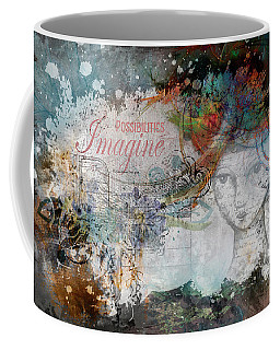 Imagine Possibilities Coffee Mug
