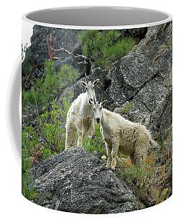Idaho Mountain Goats Coffee Mug