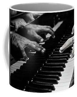 Imitating Hands Coffee Mug