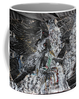 Immersed And Flawed By Cash Flow Coffee Mug