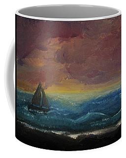 Impressions Of The Sea Coffee Mug