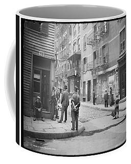 In Chinatown  New York 1900 Coffee Mug