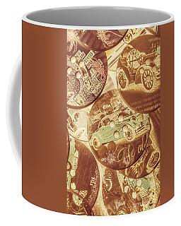 In Fashion Of Classic Cars Coffee Mug