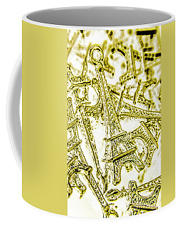 In French Forms Coffee Mug