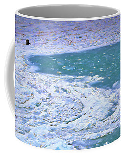 In Search Of Open Water Coffee Mug