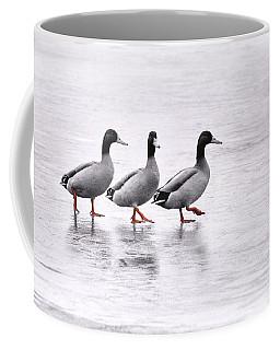 Coffee Mug featuring the photograph In Steps by Jaroslav Buna