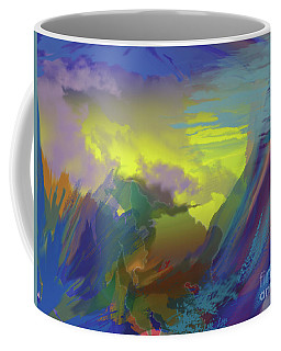 In The Beginning Coffee Mug