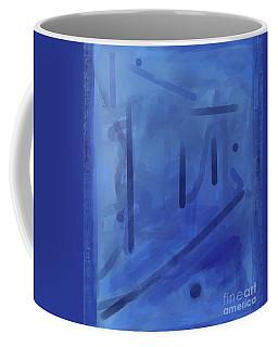 In The Blue Mist Coffee Mug