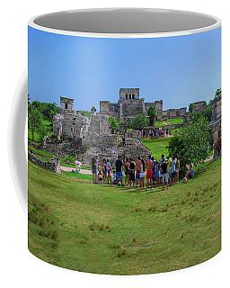 In The Footsteps Of The Maya Coffee Mug