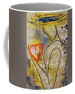 In The Golden Age Of Love And Lies Coffee Mug