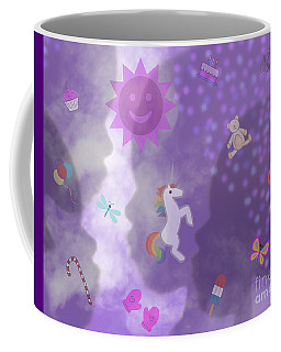 In The Mind Of A Child Coffee Mug