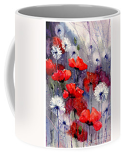 In The Night Garden - Sleeping Poppies Coffee Mug