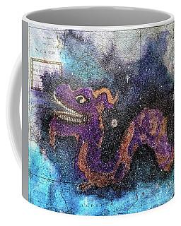 In The Night Sky  Coffee Mug