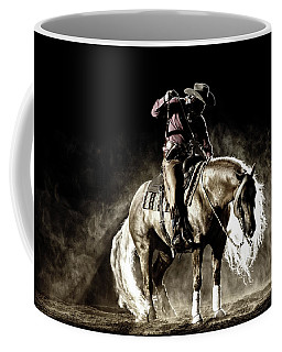 In The Still Of Light Coffee Mug