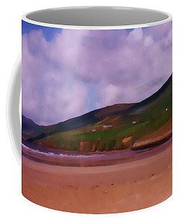 Inch Beach Painting Coffee Mug