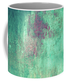 Incoming Love - Bright Vibrant Modern Art Abstract Painting Coffee Mug