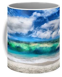 Incoming Waves Coffee Mug
