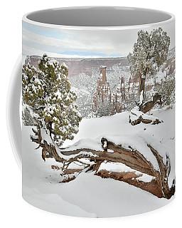 Independence Canyon Of Colorado National Monument Coffee Mug