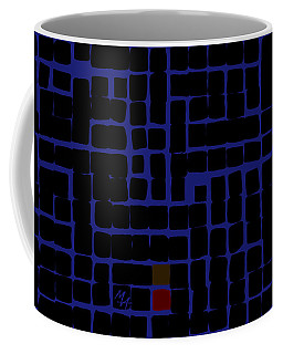 Industrial Night Coffee Mug