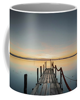 Coffee Mug featuring the photograph Infinity by Bruno Rosa