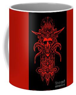 Insidious Intentions Coffee Mug