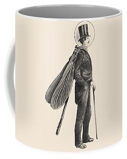 Inspector Dragonfly Coffee Mug