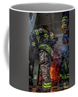Interior Live Burn Coffee Mug