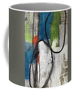Intersection 40- Art By Linda Woods Coffee Mug