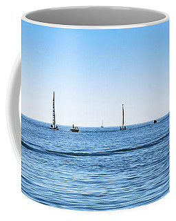 Into The Atlantic Ocean Coffee Mug