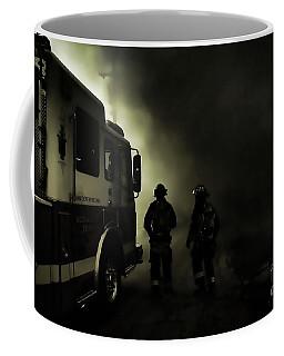 Into The Fight Coffee Mug