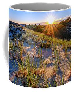 Into The Sun, Crane Beach Coffee Mug