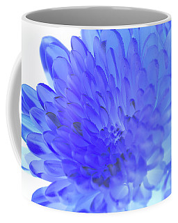 Inverted Flower Coffee Mug