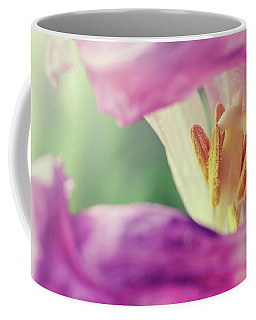 Coffee Mug featuring the photograph Inward Beauty by Michelle Wermuth