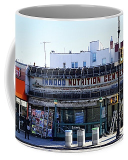 Coffee Mug featuring the photograph Inwood Nutrition Center by Cole Thompson