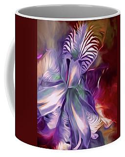 Iris Splendor 12 Coffee Mug