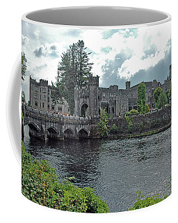 Coffee Mug featuring the photograph Irish Castle by Mark Duehmig