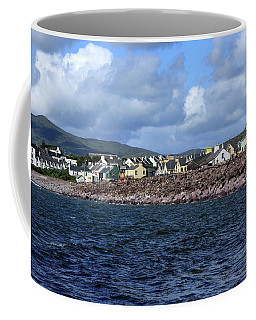 Irish Seaside Village, Co Kerry  Coffee Mug