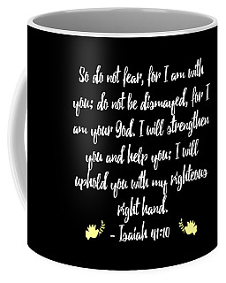 Isaiah 4110 Bible Coffee Mug