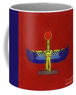 Isis, Goddess Of Ancient Egypt Coffee Mug