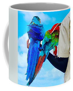 Island Birds  Coffee Mug