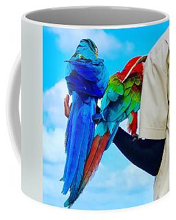 Island Birds  Coffee Mug
