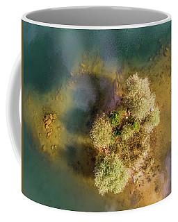 Coffee Mug featuring the photograph Island by Okan YILMAZ