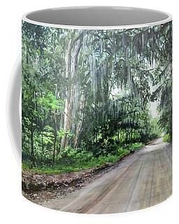 Island Road Coffee Mug