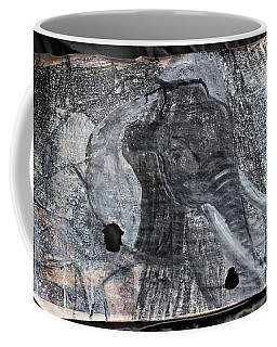 Isn't There Always An Elephant That No One Can See Coffee Mug