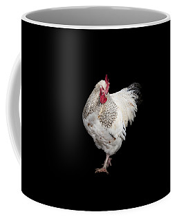 Isolated Chicken Coffee Mug