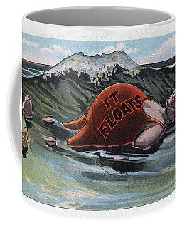 It Floats - Man Coffee Mug