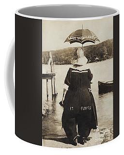 It Floats - Version 1 Coffee Mug