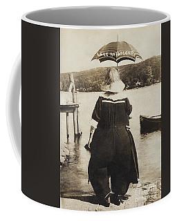 It Floats - Version 2 Coffee Mug