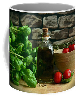 Italian Ingredients Coffee Mug
